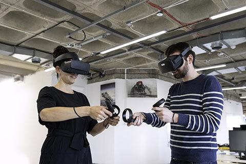 AR・VRジョブトレーニングツール